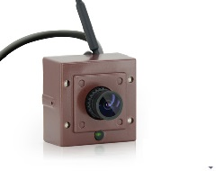 Wireless IP Nest Box Camera with Night Vision