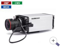 2MP Color Night-Vision Box Camera