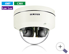 4MP 2-sensor Camera with color night-vision