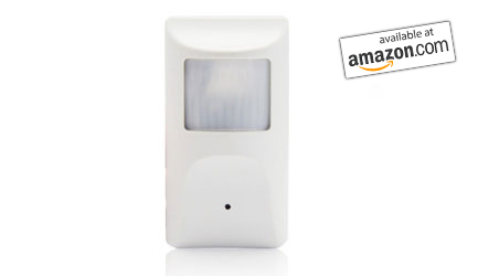 WIFI PIR Sensor Hidden Camera